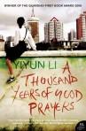 Yiyun Li, A Thousand Years of Good Prayers
